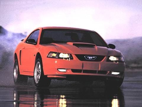 2003 Ford Mustang Coupe 2D  photo