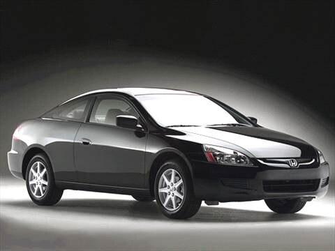 2003 Honda Accord LX Coupe 2D  photo