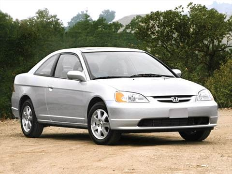 2003 Honda Civic DX Coupe 2D  photo