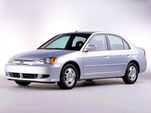 2003 Honda Civic Hybrid Sedan 4D  photo