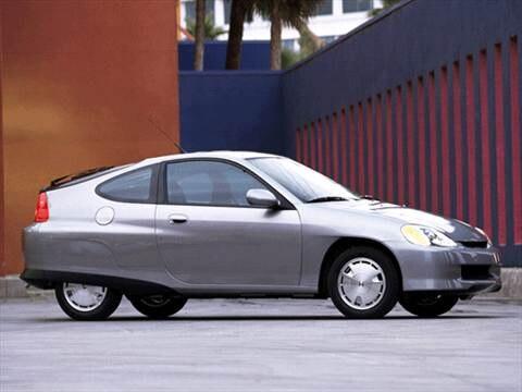 2003 Honda Insight Hatchback 2D  photo