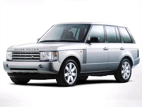 2003 Land Rover Range Rover HSE Sport Utility 4D  photo