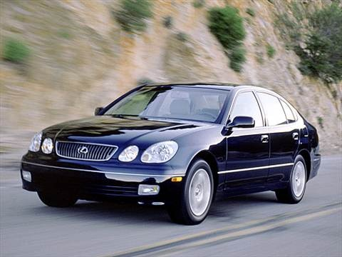 2003 Lexus GS GS 300 Sedan 4D  photo