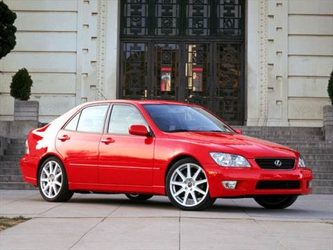 2003 Lexus IS IS 300 Sedan 4D  photo