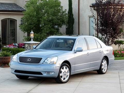 2003 Lexus LS LS 430 Sedan 4D  photo