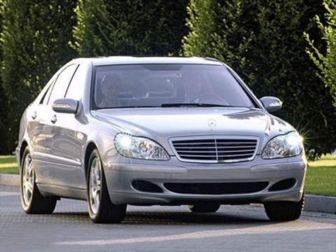 2003 Mercedes-Benz S-Class S430 Sedan 4D  photo