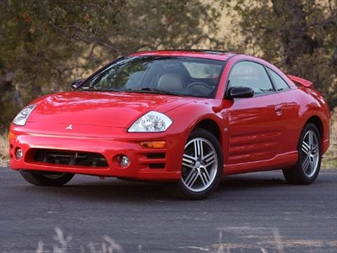 2003 Mitsubishi Eclipse GS Coupe 2D  photo