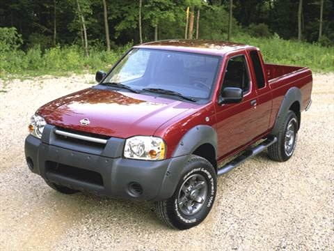 2003 Nissan Frontier King Cab Pickup 2D 6 ft  photo