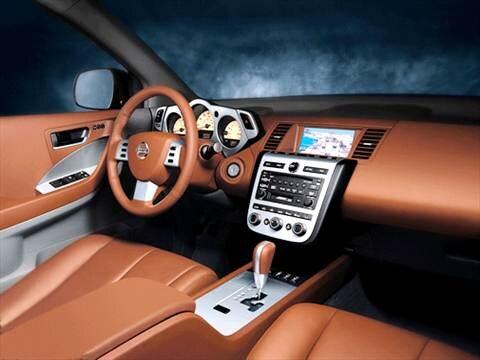 2003 Nissan Murano SL Sport Utility 4D  photo