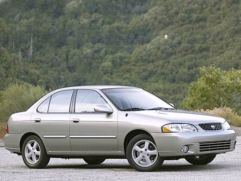 2003 Nissan Sentra XE Sedan 4D  photo