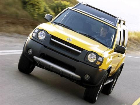 2003 Nissan Xterra XE Sport Utility 4D  photo