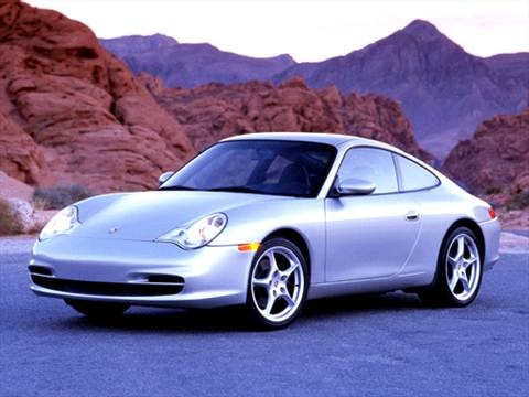 2003 Porsche 911 Carrera Coupe 2D  photo