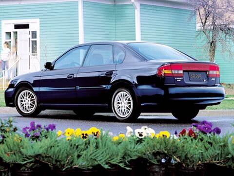 2003 Subaru Legacy L Sedan 4D  photo