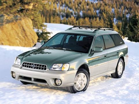 2003 Subaru Outback Wagon 4D Pictures and Videos - Kelley Blue Book