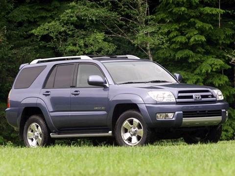 2003 Toyota 4Runner SR5 Sport Utility 4D  photo