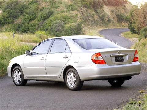 2003 toyota camry le sedan 4d pictures and videos kelley blue book. Black Bedroom Furniture Sets. Home Design Ideas