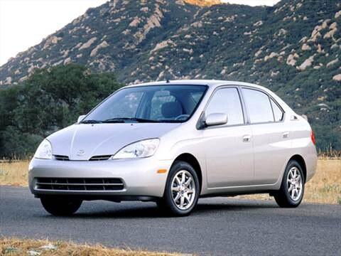 2003 Toyota Prius Sedan 4D  photo