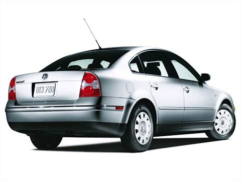2003 Volkswagen Passat GL Sedan 4D  photo