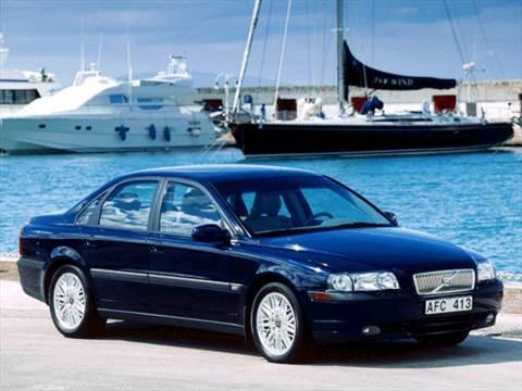 2003 Volvo S80 2.9 Sedan 4D  photo