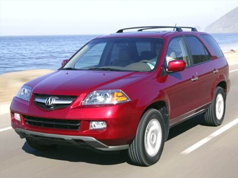 2004 Acura MDX Sport Utility 4D  photo