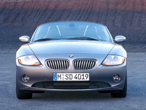 2004 BMW Z4 2.5i Roadster 2D  photo