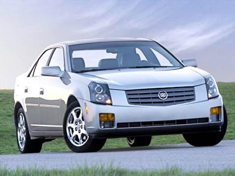2004 Cadillac CTS Sedan 4D  photo