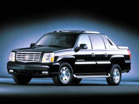 2004 Cadillac Escalade EXT Sport Utility Pickup 4D 5 1/4 ft  photo