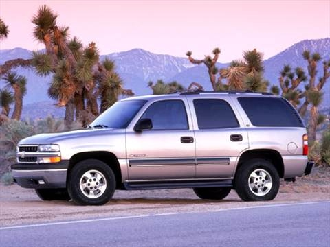 2004 Chevrolet Tahoe LS Sport Utility 4D  photo
