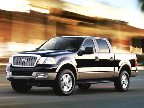 2004 Ford F150 SuperCrew Cab FX4 Pickup 4D 5 1/2 ft  photo