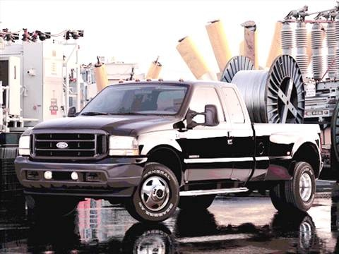 2004 Ford F350 Super Duty Super Cab XL Pickup 4D 6 3/4 ft  photo