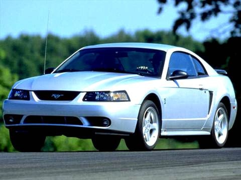 2004 Ford Mustang Coupe 2D  photo