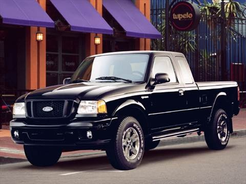 2004 Ford Ranger Super Cab XL Pickup 2D 6 ft  photo