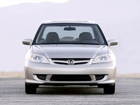 2004 Honda Civic DX Sedan 4D  photo