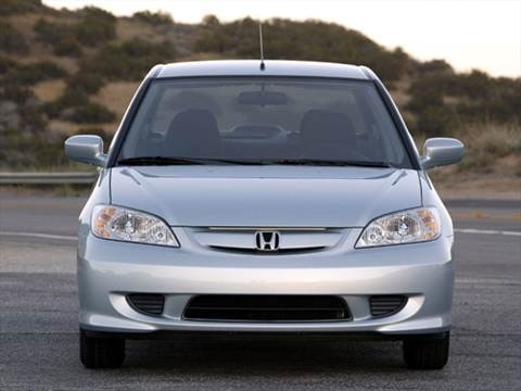 2004 Honda Civic Hybrid Sedan 4D  photo