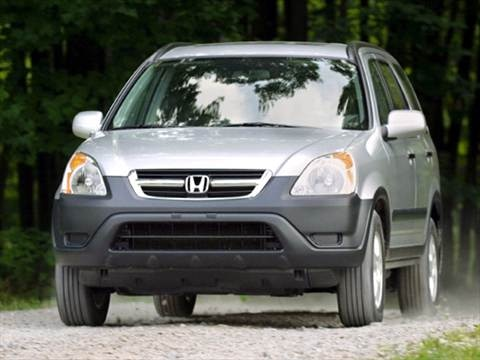 2004 Honda CR-V LX Sport Utility 4D  photo