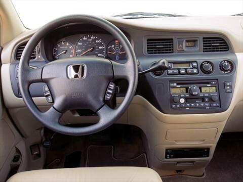 2004 Honda Odyssey LX Minivan 4D  photo
