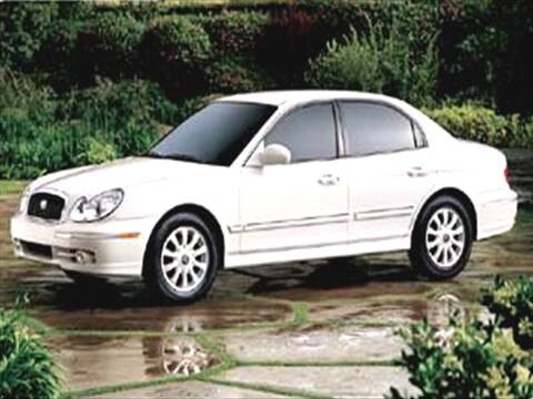 2004 Hyundai Sonata Sedan 4D  photo