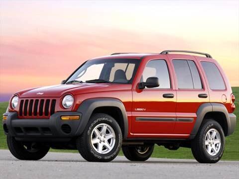 2004 Jeep Liberty Sport Utility 4D  photo