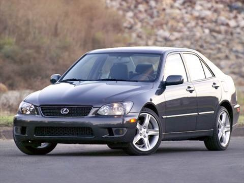 2004 Lexus IS IS 300 Sedan 4D  photo