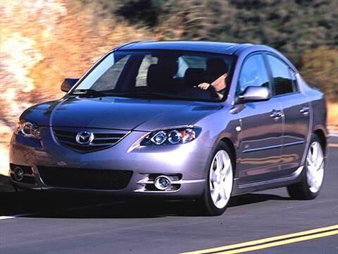 2004 Mazda MAZDA3 i Sedan 4D  photo