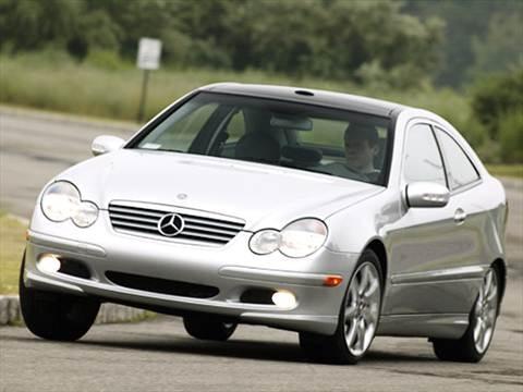 2004 Mercedes-Benz C-Class C320 Sport Coupe 2D  photo