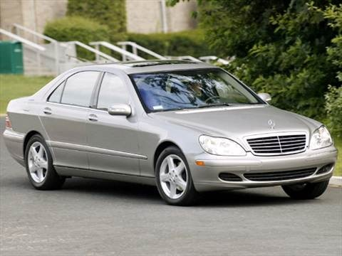 2004 Mercedes-Benz S-Class S430 Sedan 4D  photo