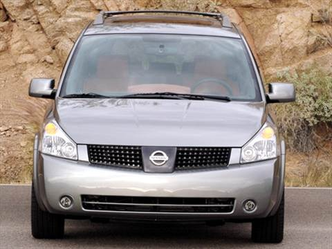 2004 Nissan Quest S Minivan 4D  photo