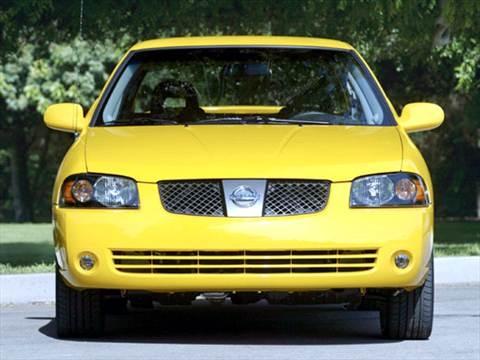 2004 Nissan Sentra SE-R Spec V Sedan 4D  photo