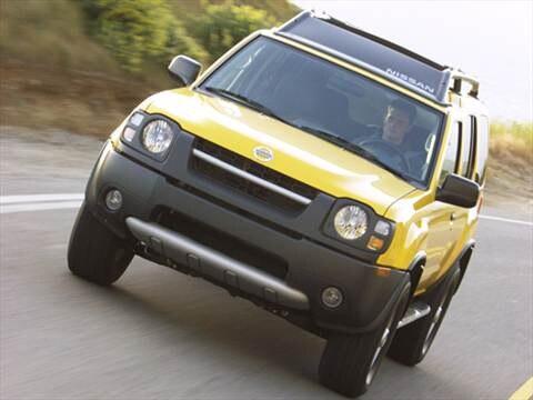 2004 Nissan Xterra XE Sport Utility 4D  photo