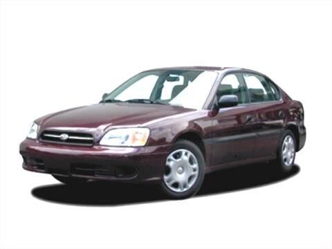 2004 Subaru Legacy L Sedan 4D  photo