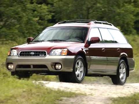 480 x 360 jpeg 26kb 2004 subaru outback h6 ll bean edition wagon 4d