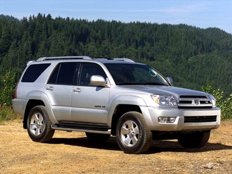 2004 Toyota 4Runner SR5 Sport Utility 4D  photo