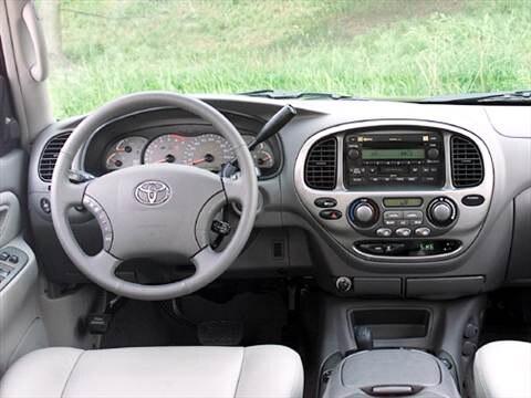 2004 Toyota Sequoia SR5 Sport Utility 4D  photo
