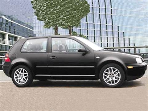 2004 Volkswagen Golf GL Hatchback 2D  photo